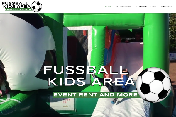 Fussball Kids Area